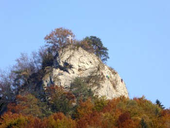 Klettersteig-Beisteinmauer-Sandra